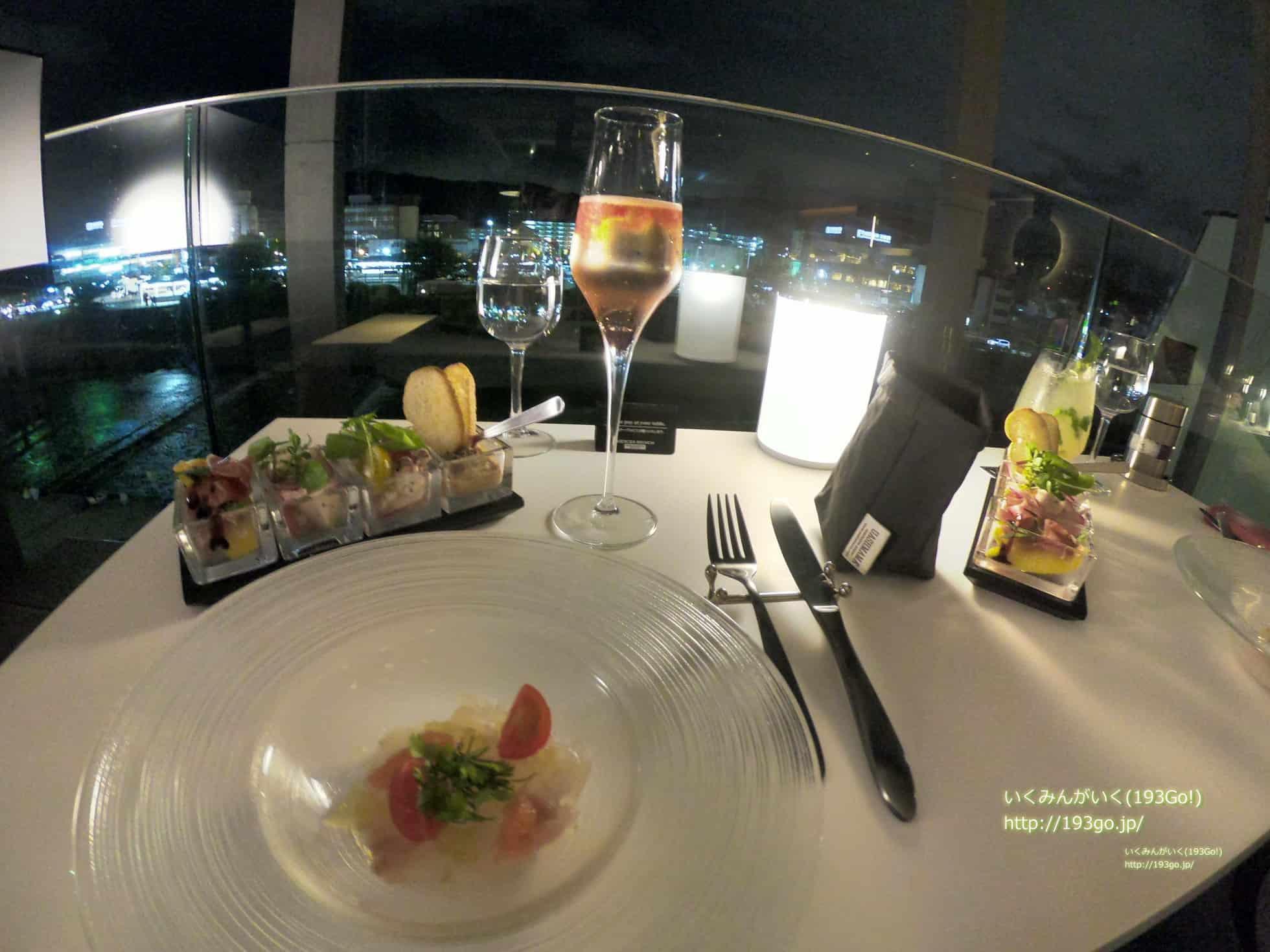 京都 鴨川沿いで、雰囲気抜群のディナー「MERCER BRUNCH (マーサーブランチ京都)」