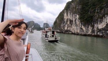 ベトナム・ハノイ【観光編】世界遺産ハロン湾&タンロン遺跡、陶器の村・バッチャンへ
