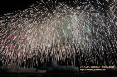 【新潟 長岡花火】超巨大でワイド!ド迫力と感動が味わえる最高のエンターテイメント「長岡花火」2019年も8/2、3日の2日間開催予定