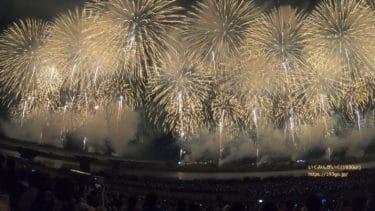 【新潟 長岡花火】2019 8/2 復興祈願花火フェニックス15周年特別バージョン!