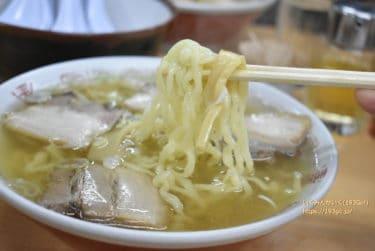 【福島】王道の喜多方ラーメン「坂内食堂」へ!蔵のまち喜多方 レトロな町散策