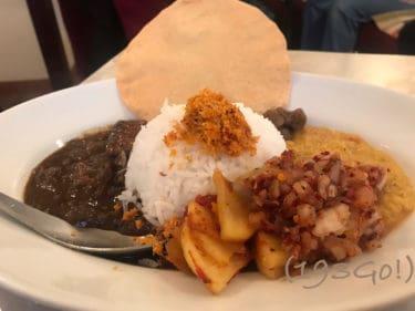 【中野 カレー】味わい深いスリランカ料理「Acala naatha(アチャラナータ)」ワンプレートで楽しむコスパが良いランチ