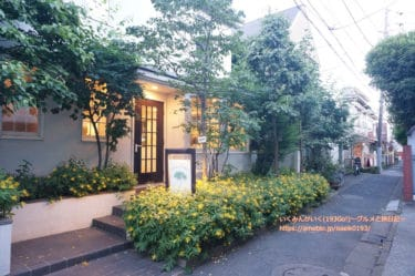 【西荻窪 カフェ】植物に囲まれた白くて爽やかなティーハウス 「Tea&Cake Grace(ティーアンドケーキ グレース)」