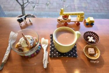 【吉祥寺 カフェ】閑静な通りにポツンと。小さなカフェの窓辺で、手作りプリンが美味しい!「mito(ミト)」