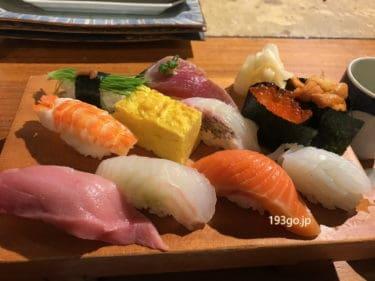 【吉祥寺 寿司】「片口」ハモニカ横丁でカウンターのお寿司!平日限定!お得ランチ にぎり¥1,000