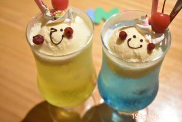 【高円寺 カフェ】「オールシーズカフェ(ALL C'S CAFE)」カラフルなクリームソーダが人気!ラブリーな映えカフェ