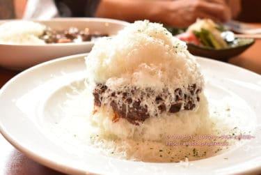 【吉祥寺 カレー】「カレーハウス ゴッド(GOD)」のチーズドライカレー!「マツコの知らない世界」で紹介された話題店