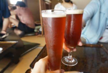 """【東京・下町 谷根千さんぽ】""""古民家""""でビールが旨い!「谷中ビアホール」"""