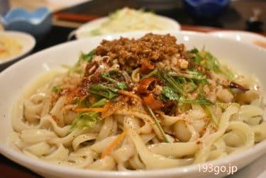 【新大久保 グルメ】「山西亭」辛い、痺れる、つるもち刀削麺がヤミツキに!