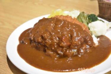 【熱海】「宝亭」商店街の洋食屋 カツカレー、海老フライ、ハヤシライス…