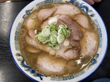 【青森 弘前】ラーメン「中華そば たかはし」濃厚!煮干し出汁のスープはヤミツキ