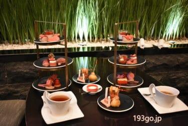 【ANAインターコンチネンタルホテル東京】「ストロベリー アフタヌーンティー」12月28日より開催 いちご色プチスイーツはファッション&メイクモチーフに