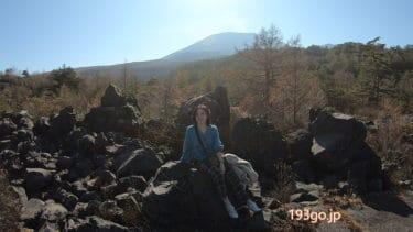 【群馬 観光】「鬼押出し園」ゴツゴツ岩のハイキング!浅間山噴火の溶岩地帯 山々を一望