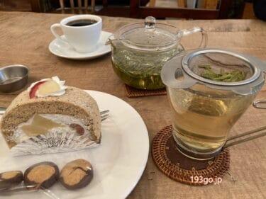 【西荻窪 カフェ】「ウォーターブルーカフェ 」リーズナブルで美味しい手作りケーキ!ハンドドリップのコーヒーとポットサービスも