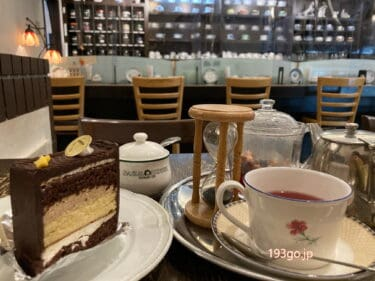 【吉祥寺 カフェ】「多奈加亭」東急裏の落ち着いたレトロ喫茶。美味しいケーキでティータイム