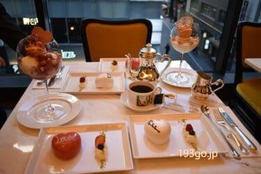 """【GINZA SIX】本場ミラノ雰囲気で「Café Cova Milano」のバレンタイン&ホワイトデー2021 プクッとハートに""""いちころ""""! 華やかな薔薇とブラッドオレンジの限定スイーツを"""