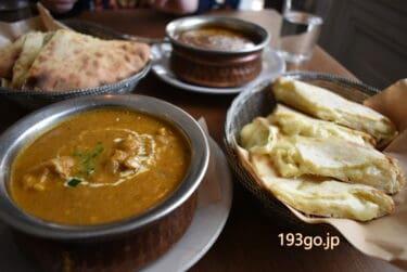 【西荻窪 ランチ】ネパールカレー「サジロクローブ」もちもち生地からチーズがとろけ出す。チーズナン、ワンホール!