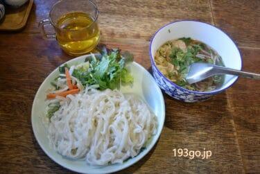 【吉祥寺 ランチ】「チョップスティックス」ツルツル生米麺が美味しい!ベトナム風つけ麺