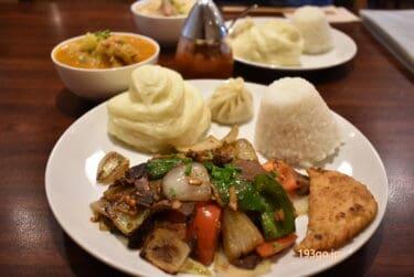 【四ツ谷 チベット料理】「タシデレ」具だくさんすいとん&蒸しパンでボリューム満点ランチ 関東唯一のチベットレストラン