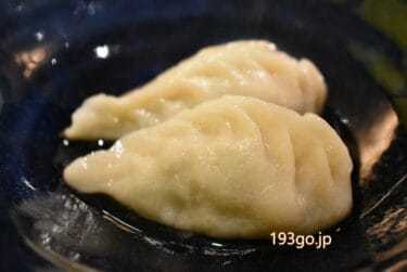 【渋谷 グルメ】期間ごとにテーマが変わる「偏愛食堂」もちもちでユニークな手作り餃子の食べ比べ「LIU'S gyoza劉さんの水餃子」