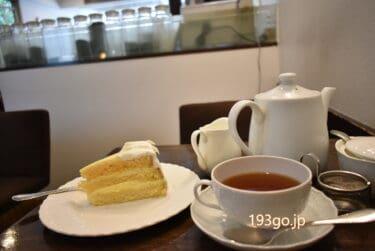 【西荻窪 カフェ】「Grace(グレース)」真っ白で爽やかなティーハウス 紅茶とケーキでリフレッシュ