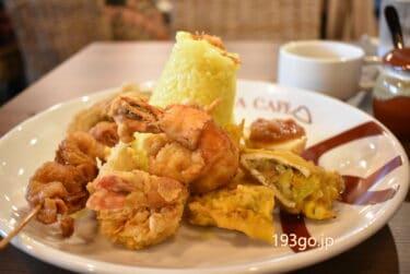 【渋谷 インドネシア料理】「チンタ ジャワカフェ」オープン!バリの雰囲気で一品料理から現地人気スイーツまで