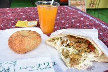 【吉祥寺 グルメ】日本橋のパキスタン料理「ナワブ」のキッチンカーがヨドバシカメラ前に登場!カレー、ビリヤニ、カレーパン、スナックも