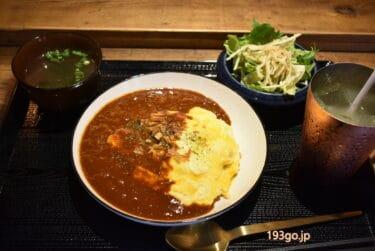 【吉祥寺】末広通り沿いのおしゃれ店「ファンキー原田3」で洋食ランチ