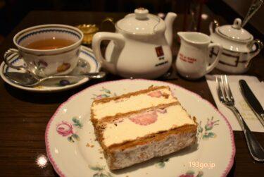 【吉祥寺】銀座みゆき館がアトレにオープン!ケーキセットのミルフィーユ。ポットサービスと平日ランチも