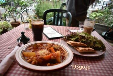 【吉祥寺 ランチ】末広通りの「カフェミミ」まるでフランスの小さな町に居るみたい。気持ち良いテラスでクスクス料理