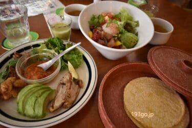 【世界の料理】メキシコは南米じゃない⁈新宿三丁目のメキシコ料理「AVOCADO」店内はアボカドモチーフ、愉快なガイコツも
