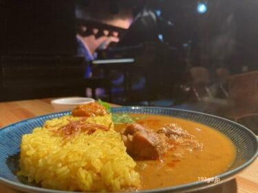 【吉祥寺 ランチ】ライブハウス「曼荼羅」で食べるスパイスカレー! 系列ゆりあぺむぺるのクリームソーダも